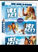 Ice Age Trilogi Box [3-disc]
