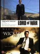 OPRETTES SOM UDEN COVER              Lord of War + Wicker Man - 2 Disc