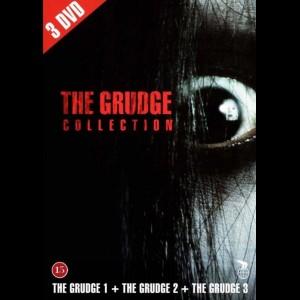 The Grudge 1+2+3 (Forbandelsen 1+2+3) (De Amerikanske Udgaver)