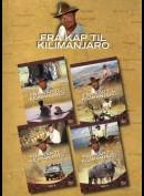 Fra Kap Til Kilimanjaro  -  4 disc