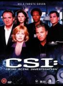 CSI: Las Vegas: Sæson 1