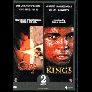 Guy + When We Were Kings (2 film)