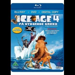Ice Age 4: På Gyngende Grund