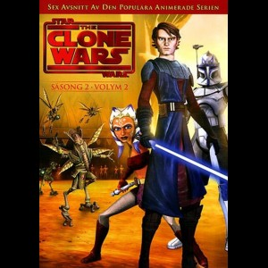 Star Wars: The Clone Wars: Sæson 2 - Del 2