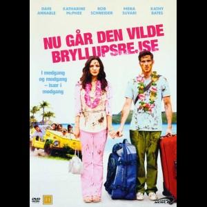 Nu Går Den Vilde Bryllupsrejse (You May Not Kiss The Bride)