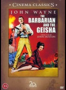 Barbarian and the Geisha,     The