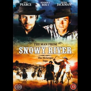 The Man From Snowy River: Sæson 1 - Boks 1  -  2 disc (Manden Fra Snowy River: Sæson 1 - Boks 1)