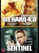 Die Hard 4 + The Sentinel