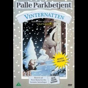 Palle Parkbetjent: Vinternatten (Percy The Park Keeper: One Snowy Night)