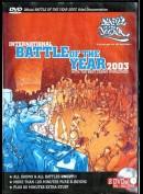 International: Battle Of The Year 2003