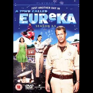 -2174 Eureka: Sæson 3.5 (INGEN UNDERTEKSTER)