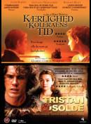 Kærlighed i Koleraens Tid + Tristan - 2 disc