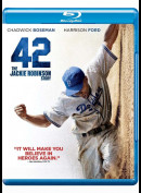 42: The True Story Of A Sports Legend (Harrison Ford)