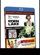 Eden Lake + Survival Of The Dead + Infestation