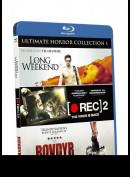 Long Weekend + Rec 2 + Rovdyr