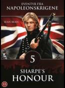 Sharpe           5: Sharpes Honour (1994)