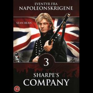 u10773 Sharpe 3: Sharpes Company (1994)
