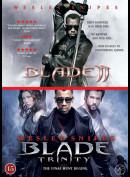 Blade 2 & Blade 3: Trinity  -  2 disc