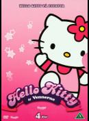 Hello Kitty Og Vennerne: Eventyrserien (4-disc)