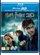 Harry Potter (7) Og Dødsregalierne: Del 1 (BLU-RAY + BLU-RAY 3D)