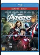 The Avengers (BLU-RAY + BLU-RAY 3D)