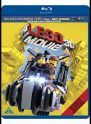 The Lego Movie (BLU-RAY + BLU-RAY 3D)