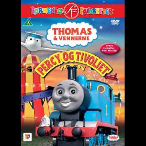 Thomas & Vennerne 25: Percy Og Tivoliet