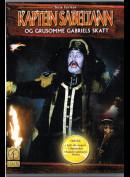kaptein Sabeltann Og Grusomme Gabriels Skat