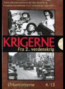 Krigerne Fra 2. Verdenskrig: Ørkenrotterne 4/13