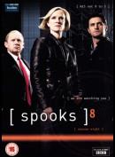 -2320 Spooks: Season 8 (KUN ENGELSKE UNDERTEKSTER)