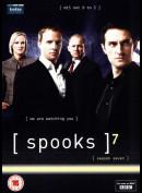 -2321 Spooks: Season 7 (KUN ENGELSKE UNDERTEKSTER)