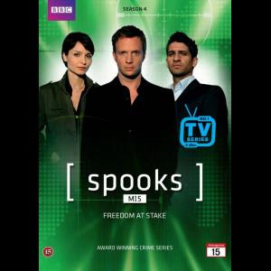 Spooks: Sæson 4