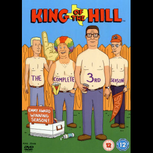-2323 King of the Hill: Season 3 (3-disc) (KUN ENGELSKE UNDERTEKSTER)