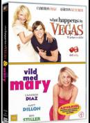 What Happens In Vegas + Vild Med Mary - 2 Disc