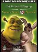 Shrek: Det Ultimative Eventyr (5-disc)