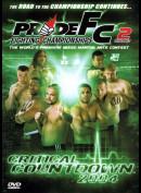 -2398 Pride FC: Critical Countdown 2004 (INGEN UNDERTEKSTER)