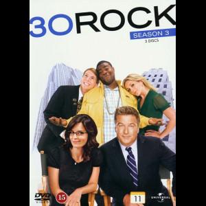 -2431 30 Rock: Sæson 3 (INGEN UNDERTEKSTER)