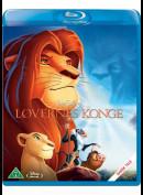 Løvernes Konge - Disney Klassiker - Guldnummer 32 (KUN BLU-RAY, IKKE DVD)