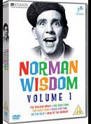 -2737 Norman Wisdom. Volume 1 (KUN ENGELSKE UNDERTEKSTER)