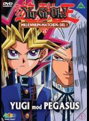 Yu-Gi-Oh! 12: Millennium-Matchen Del 1