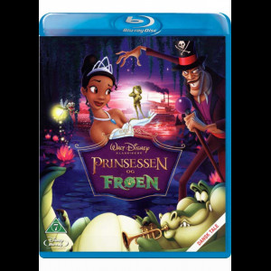 Prinsessen Og Frøen - Disney Klassiker - Guldnummer 49