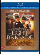 Den Lette Brigades Angreb (Charge Of The Light Brigade)