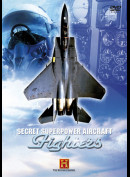 -2793 Secret Superpower Aircraft: Fighters (INGEN UNDERTEKSTER)