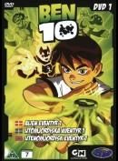Ben 10 - Alien Eventyr 1 DVD 9