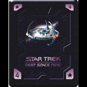 Star Trek - Deep Space Nine - Sæson 4 (7 Disc)