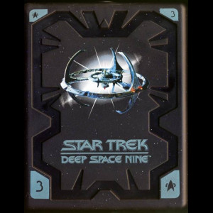 Star Trek - Deep Space Nine - Sæson 3 (7 Disc)
