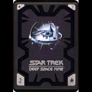 Star Trek - Deep Space Nine - Sæson 2 (7 Disc)