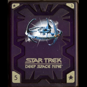 Star Trek - Deep Space Nine - Sæson 5 (7 Disc)