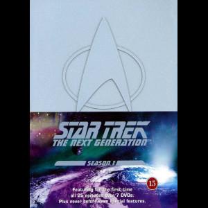 Star Trek - The Next Generation: Sæson 1 (7 Disc)
