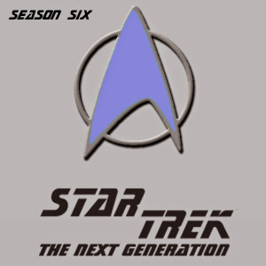 Star Trek - The Next Generation - Sæson 6 (7 Disc)